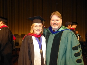 Elke and Dr. Leo Percer