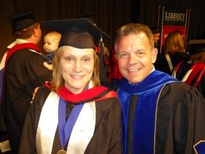 Elke and Dr. David Wheeler